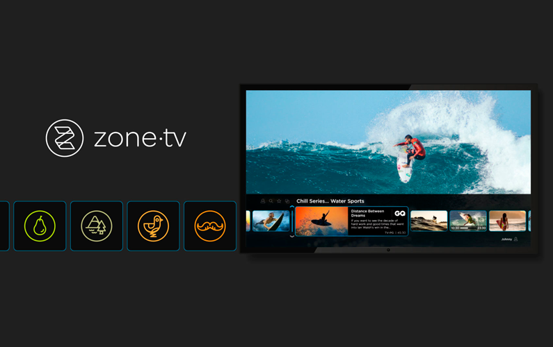 Zone·tv makes television viewing more personalized with AI & Azure