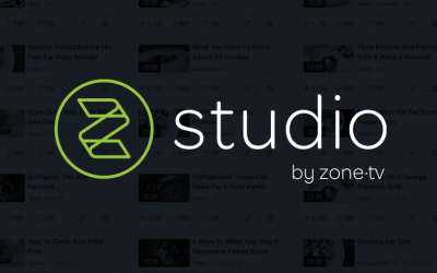 Zone·tv Studio introduces a revolutionary predictive programming & personalization platform powered by A.I.