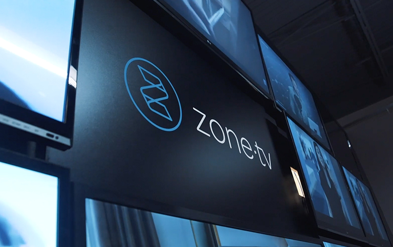 Zone·tv delivers a revolutionary, feature-rich suite of powerful video services with Azure