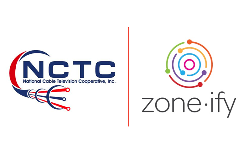 Zone·tv™ and NCTC Ink Deal to Bring the Zone·ify™ Multi-channel Video Service to Hundreds of U.S. TV Operators
