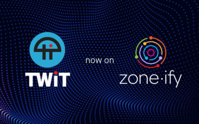 Zone·tv™ and TWiT.tv to Deliver World Class Technology-centric Shows for the Brainiac Channel on Zone·ify™