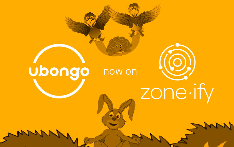 Zone·tv™ and Ubongo Work Together to Bring World Class Children's Brands and Shows to the Playground Channel on Zone·ify™