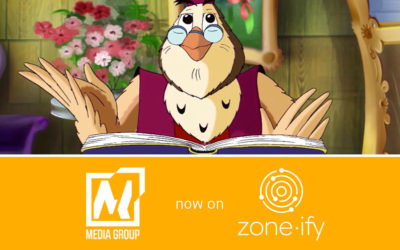 Zone·tv™ and MK Media Group Deal to Deliver Unique Children's Shows to Playground Channel on Zone·ify™