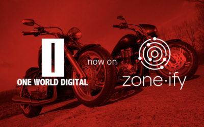 Zone·tv™ and One World Digital Journey Together to Deliver Motorcycle and Auto Shows for MOTORS Channel on Zone·ify™