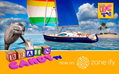 Zone·tv™ and Brain Candy TV Deliver World Class Children's Programming For The Zone·ify™ Playground Channel