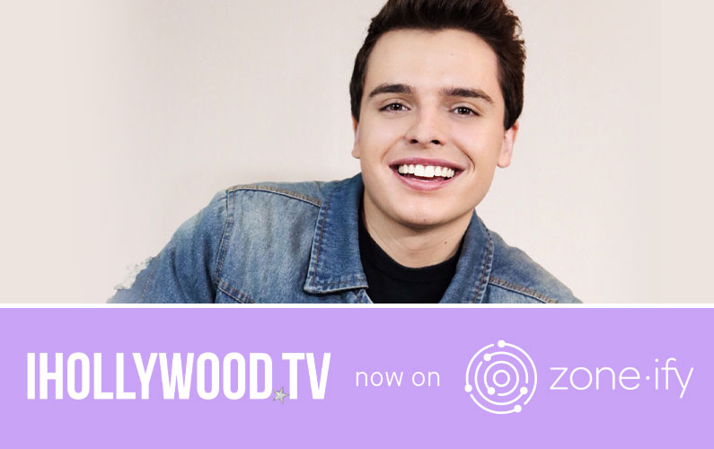 Zone·tv™ and iHollywoodTV Deliver The Latest In Celebrity News, Film, Fashion and The Arts On The Zone·ify™ Styler Channel
