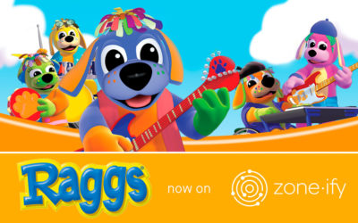 Zone·tv™ and Blue Socks Media Deliver Entertaining and Educational Content on The Zone·ify™ Playground Channel