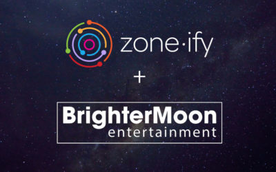 Zone·tv™ and BrighterMoon Entertainment to Deliver a Vast Assortment of Content Across Multiple Zone·ify™ Channels
