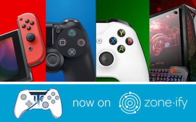 Zone·tv™ and Inside the Game Deliver an Inside Perspective into Video Games on the Zone·ify™ Level up Channel