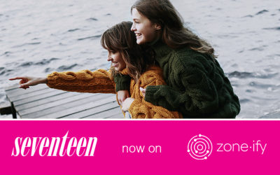 Zone·tv™ and Seventeen Bring Real Stories and Teenage Life Experiences to the Zone·ify™ Hangout Channel