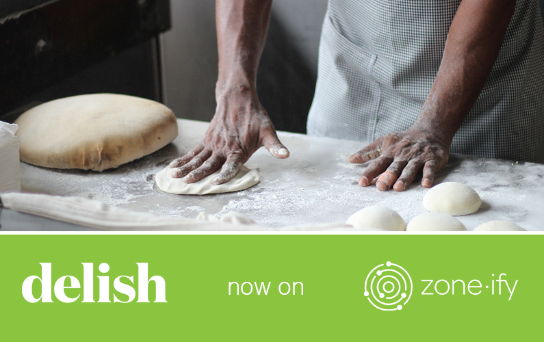 Zone·tv™ and Delish Tantalize Your Taste Buds Through Fun Flavorful Recipes on the Zone·ify™ Foodies Channel
