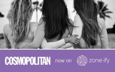 Zone·tv™ and Cosmopolitan Magazine Bring Fun, Fashion, and Lifestyle News to the Zone·ify™ Styler Channel