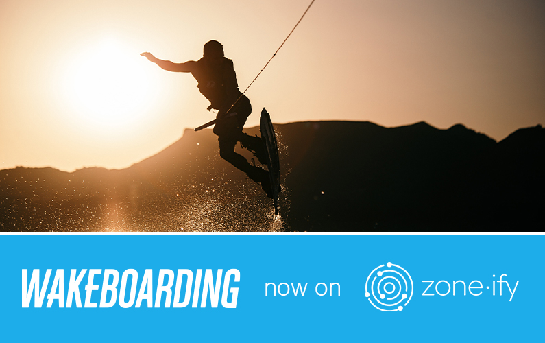 Zone·tv™ and Wakeboarding Magazine Make A Splash on the Zone·ify™ Game On Channel