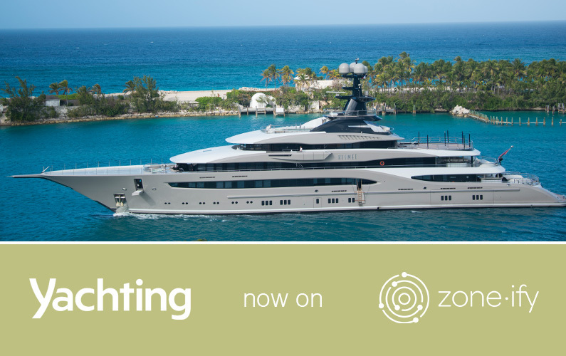Zone·tv™ and Yachting Magazine Bring Nautical Adventure to the Zone·ify™ Outdoors Channel