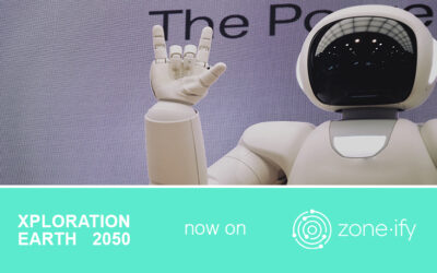 Zone·tv and Xploration Earth 2050 Unlock the Future's Technological Possibilities on the Zone·ify Brainiac Channel