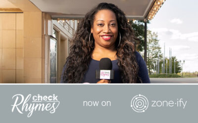 Zone·tv and Check the Rhymes Deliver Transparent and Authentic Interviews to the Zone·ify Expression Channel