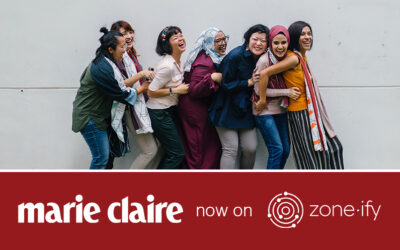 Zone·tv and Women's Lifestyle Brand Marie Claire Bring Contemporary Fashion to the Zone·ify Styler Channel