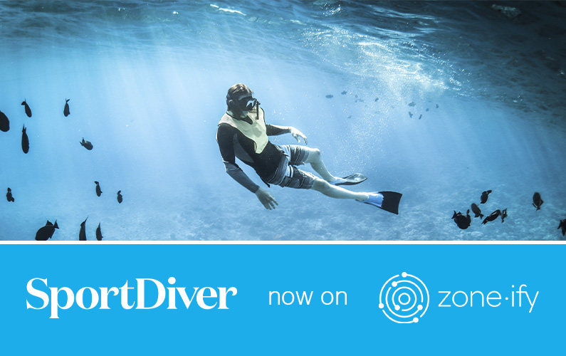 Grab Your Goggles and Go Deep with Zone·tv and Sport Diver on the Zone·ify Game On Channel