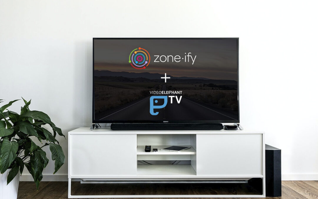 Zone·tv Adds Premium Content to all Zone·ify Channels with a Licensing Deal from VideoElephant TV