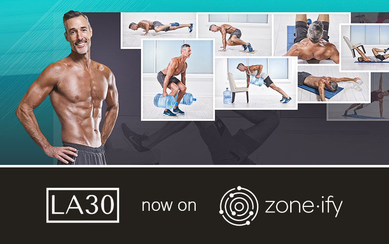 """Zone•tv Signs New Licensing Deal with Transformative Health Program """"Lean After 30"""""""