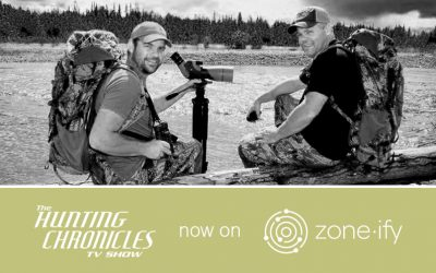 """Feel the Excitement of the Hunt with Zone•tv and """"The Hunting Chronicles"""" on the Zone•ify Outdoors Channel"""