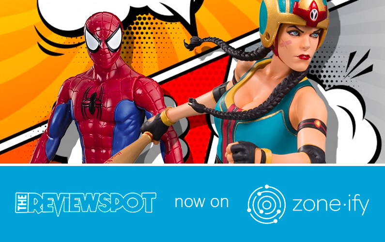 """Upgrade Your Toy Collection with Zone•tv and """"The Review Spot"""" on the Zone•ify Level Up Channel"""